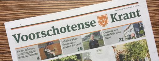 De Voorschotense Krant - voor al het nieuws van dichtbij
