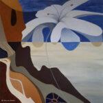 schilderijen - 2021-bloem-uit-rotsen