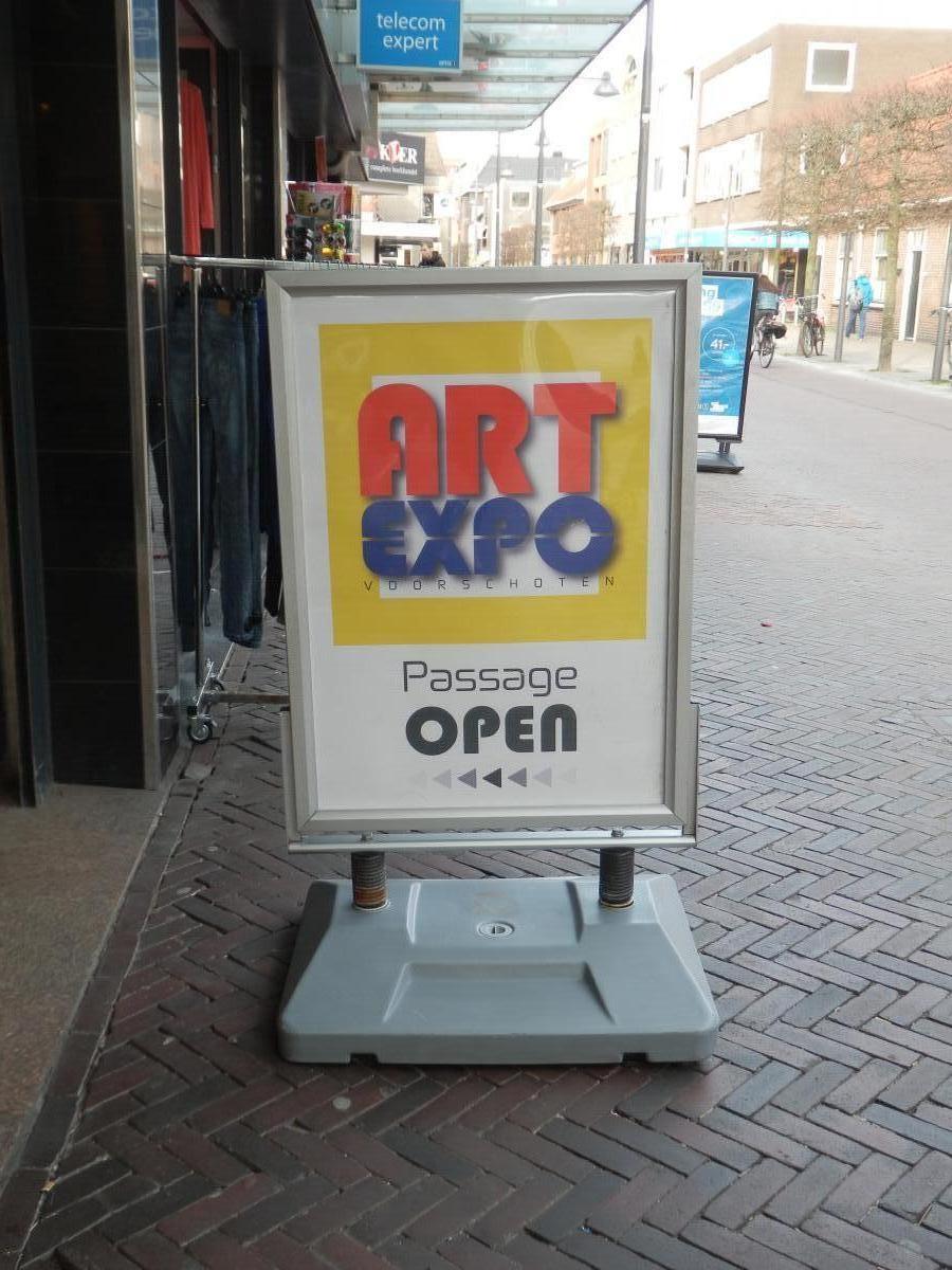 Opening Gallerie Art Expo